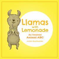 Llamas with lemonade