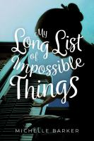Image: My Long List of Impossible Things
