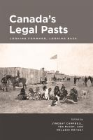 Canada's Legal Pasts