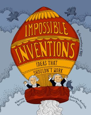 Cover image for Impossible Inventions