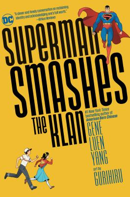 Superman Smashes the Klan(book-cover)