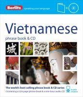 Vietnamese Phrase Book & CD