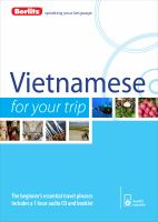 Vietnamese for your Trip