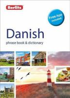 Danish Phrase Book & Dictionary