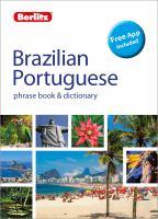 Brazilian Portuguese Phrase Book & Dictionary