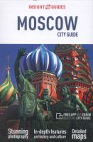 Moscow City Guide / Author: Marc Di Duca