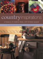 Inspired by the Country