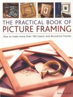 Practical Book of Picture Framing