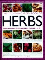 The Kitchen & Garden Book of Herbs