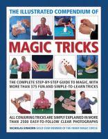 The Illustrated Compendium of Magic Tricks