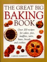 The Great Big Baking Book