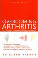 Overcoming Arthritis