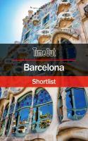 Time Out Shortlist Barcelona