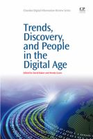 Trends, Discovery, and People in the Digital Age