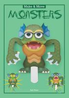 Make & Move: Monsters: 12 Paper Puppets to Press Out and Play