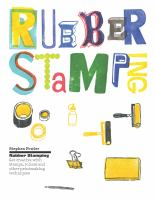 Rubber Stamping