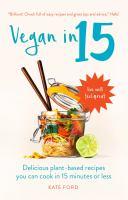 Vegan in 15