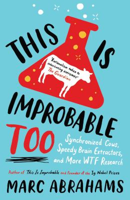 Cover image for This Is Improbable Too