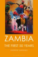 Zambia, the First 50 Years