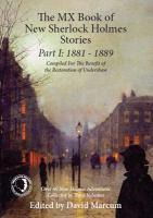 MX Book of New Sherlock Holmes Stories