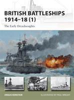 British Battleships, 1914-18 (1)