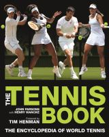 The Tennis Book
