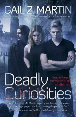 Cover image for Deadly Curiosities