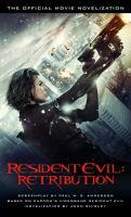 Resident Evil, Retribution