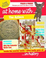 At Home With... the Aztecs ...in History