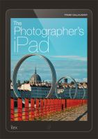 The Photographer's IPad