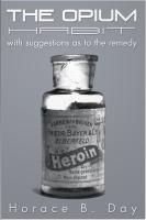 The Opium Habit