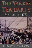 The Yankee Tea-party