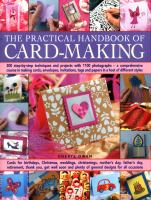 The Practical Handbook of Card-making