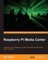 Raspberry Pi Media Center