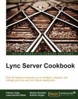 Lync Server Cookbook
