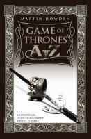 Games of Thrones A-Z