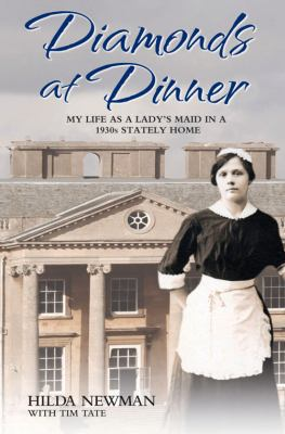 Cover image for Diamonds at Dinner