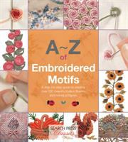 A-Z Embroidered Motifs