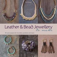 Leather & Bead Jewellery to Make