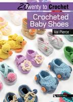 Crocheted Baby Shoes