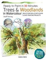 Image: Trees & Woodlands in Watercolour