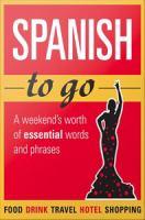 Spanish to Go