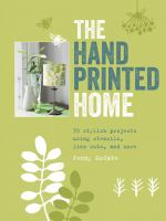 The Handprinted Home