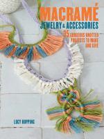 Macrame Jewelry & Accessories