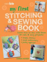 My First Stitching & Sewing Book