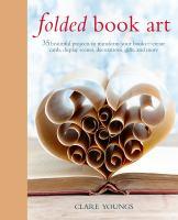 Image: Folded Book Art