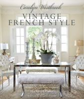 Vintage French Style