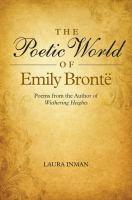 The Poetic World of Emily Brontë