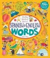 My big Barefoot book of Spanish & English words