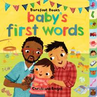 Cover of Baby's First Words